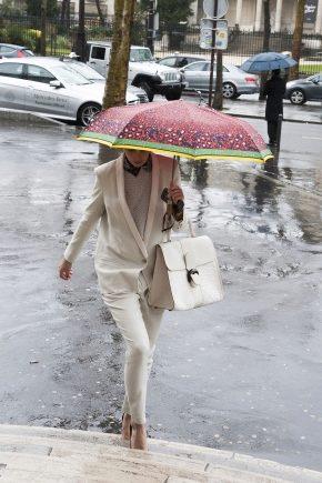 Механічний парасольку