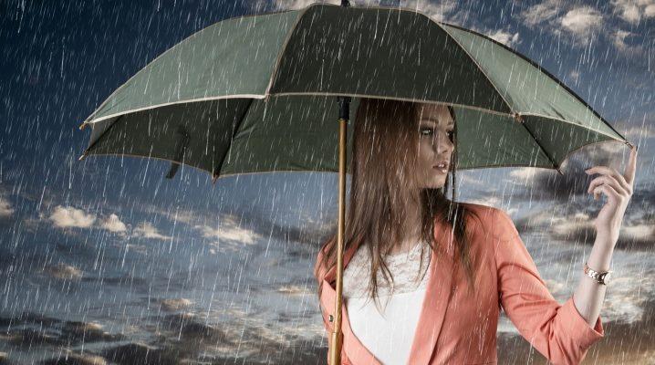 Фірмові парасолі