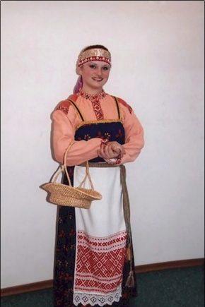 Національний костюм комі