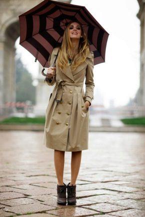 Жіночий парасольку-тростину