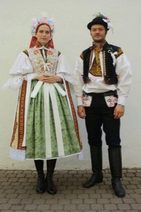 Чеський національний костюм