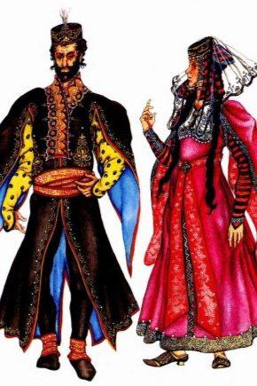 Вірменський національний костюм