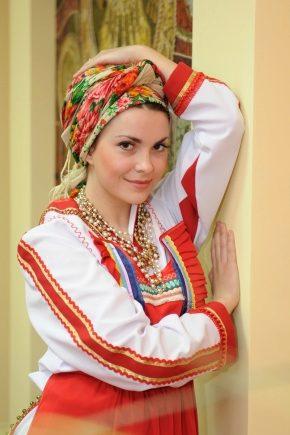 Мордовський національний костюм