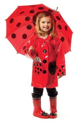 Дитячі парасольки для хлопчиків і дівчаток
