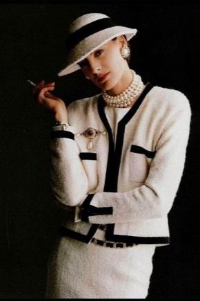 Кольє з перлів – улюблена прикраса Коко Шанель