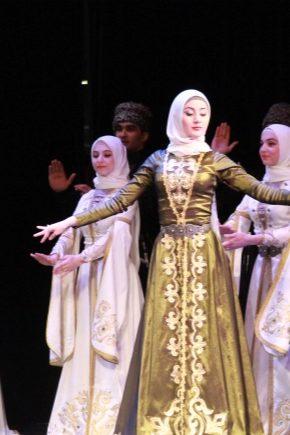Чеченський національний костюм
