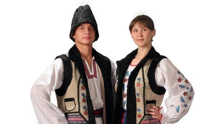 Молдавський національний костюм
