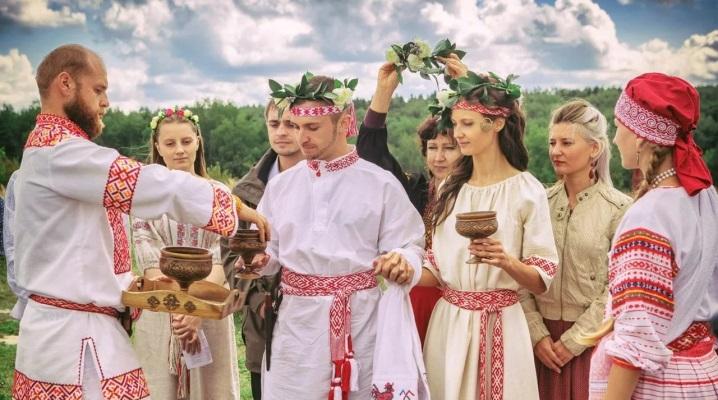 Слов'янські обручки