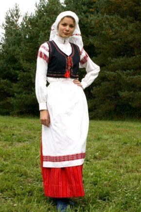 Білоруський національний костюм