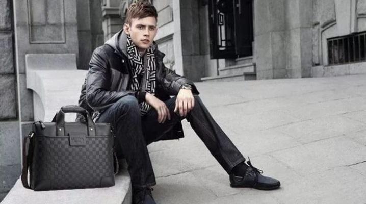Чоловіча сумочка