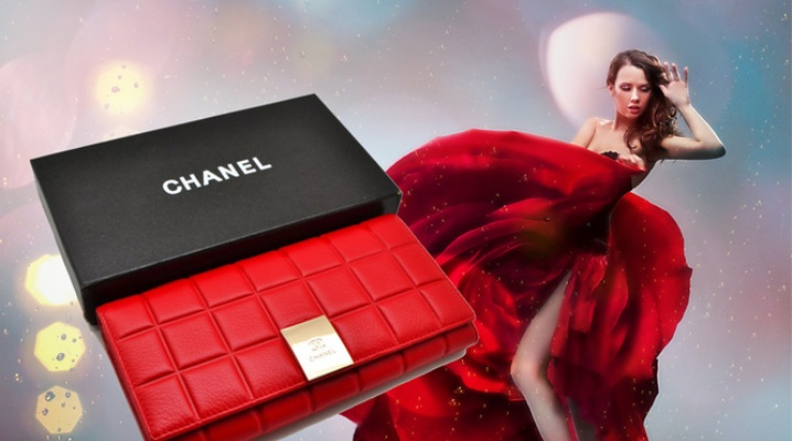 Гаманець Chanel