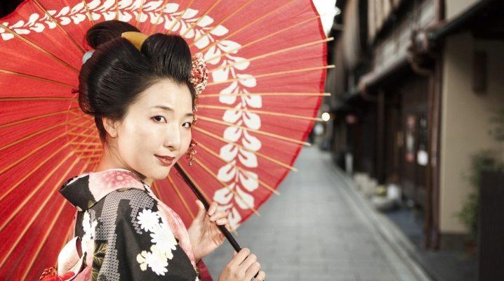 Національний японський костюм