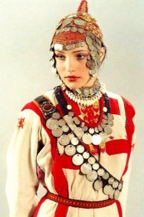 Чуваська національний костюм
