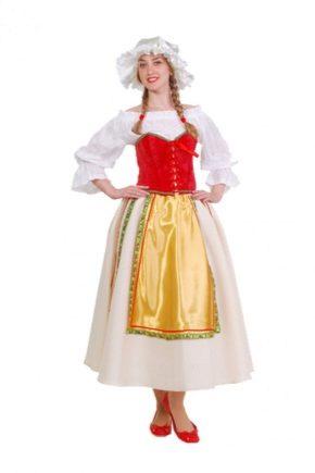Французький національний костюм