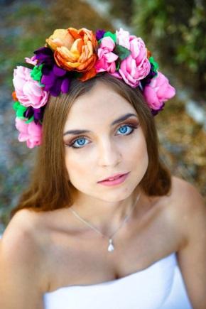 Ободок з квітами – підкресли свою натуральну красу!