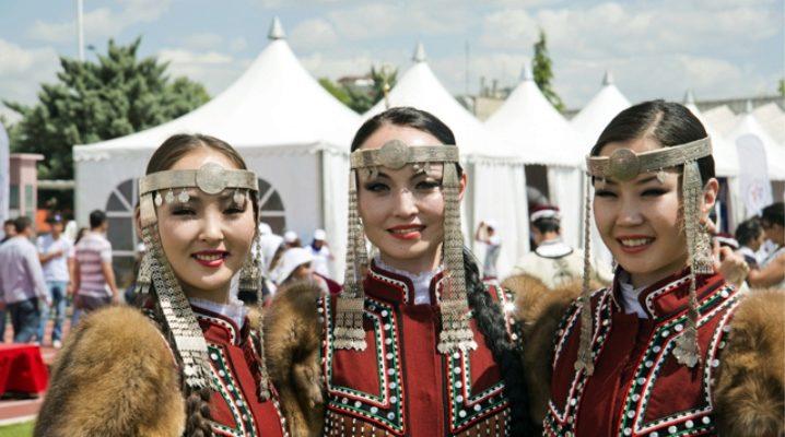 Якутська національний костюм