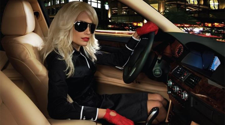 Автомобільні рукавички