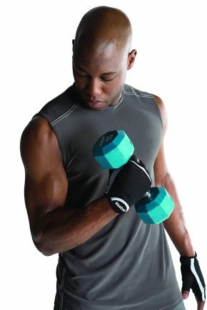 Чоловічі рукавички для фітнесу