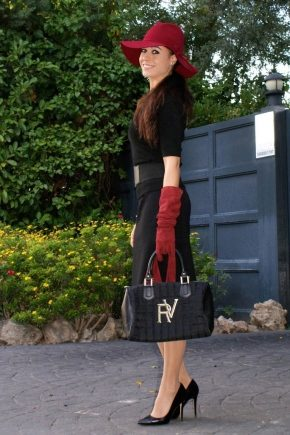 Довгі жіночі рукавички