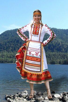 Марійський національний костюм