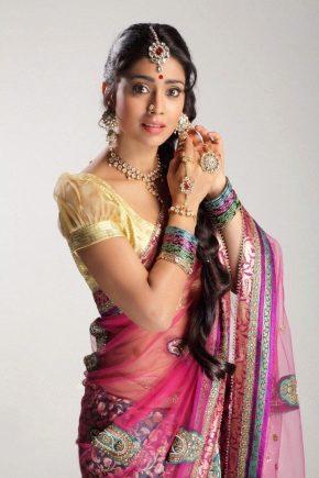 Індійський національний костюм