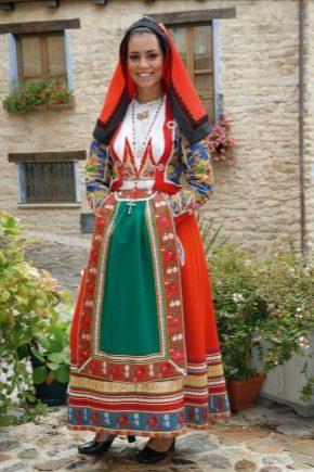 Національний костюм Італії