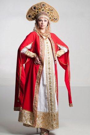 Російська російський народний костюм