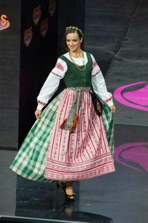Естонський національний костюм