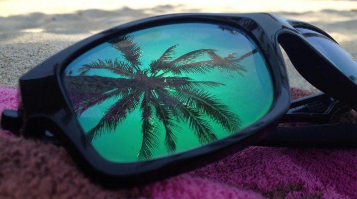 Чоловічі сонцезахисні окуляри Polaroid