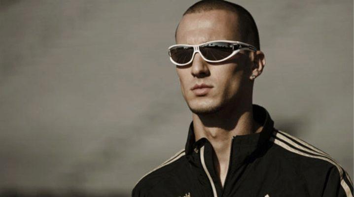 Спортивні чоловічі сонцезахисні окуляри