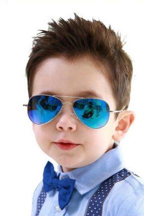 Дитячі сонцезахисні окуляри для хлопчиків і дівчаток
