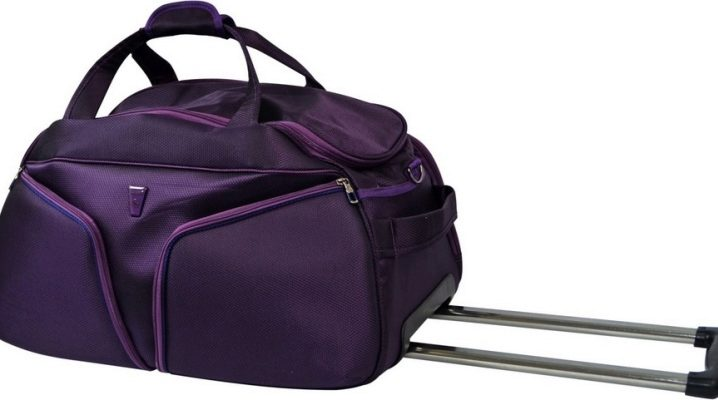 Сумка на колесах з висувною ручкою: сумка-візок, сумка-валіза, хокейні, складна, Dakine