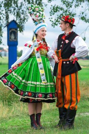 Національний польський костюм