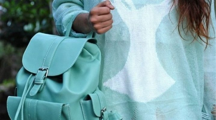 Жіночі шкіряні сумки-рюкзаки зараз в тренді!