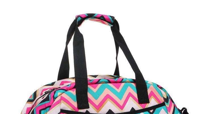 Жіноча дорожня сумка – стиль та якість