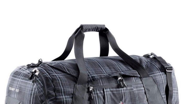 Спортивні дорожні сумки: моделі на колесах, з ручкою, великі