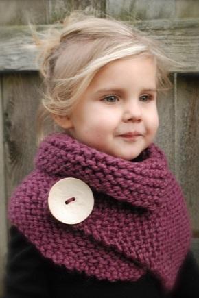 Як надягати шарф-трансформер?