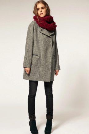 Як зав'язати зимовий шарф?