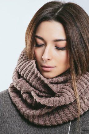Як зав'язати шарф-снуд?
