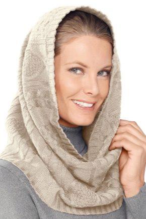 Як пов'язати шарф на голову?