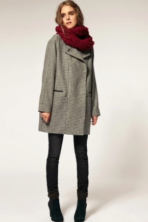 Як красиво зав'язати шарф-хомут?