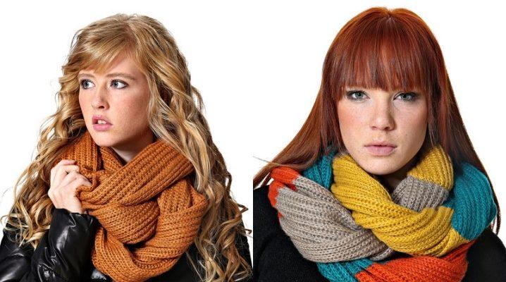 Як красиво і правильно зав'язати шарф?