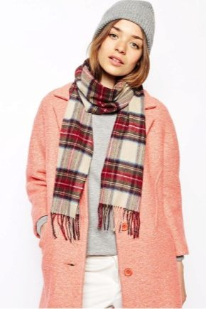 Модний жіночий кашеміровий шарф