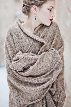 Як красиво зав'язати шарф-палантин?