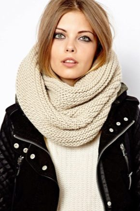Різновиди шарфів