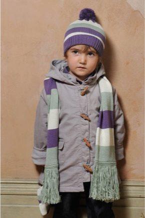 Дитячий шарф