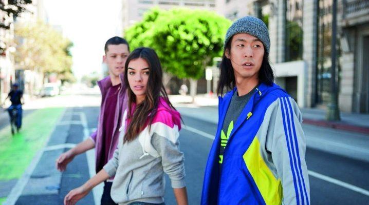 Олімпійки від Adidas