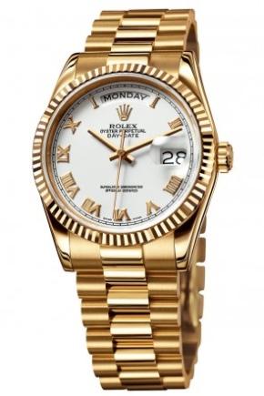Брендові наручний годинник