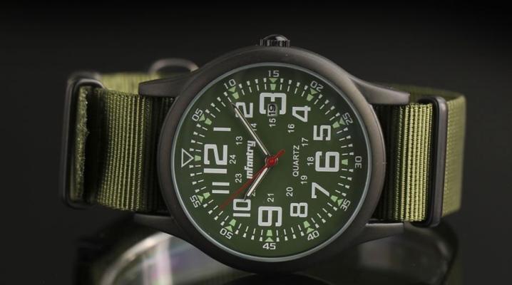 Військові наручний годинник