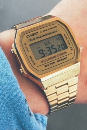 Наручний годинник Casio